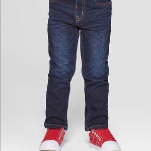Boys Skinny Cat & Jack denim blue jeans Cat & Jack